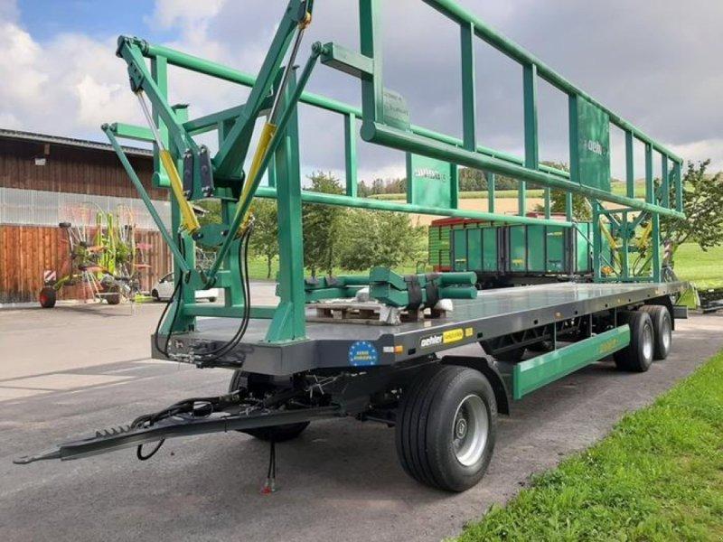 Ballensammelwagen des Typs Oehler OL DDK 240, Neumaschine in Meschede (Bild 1)