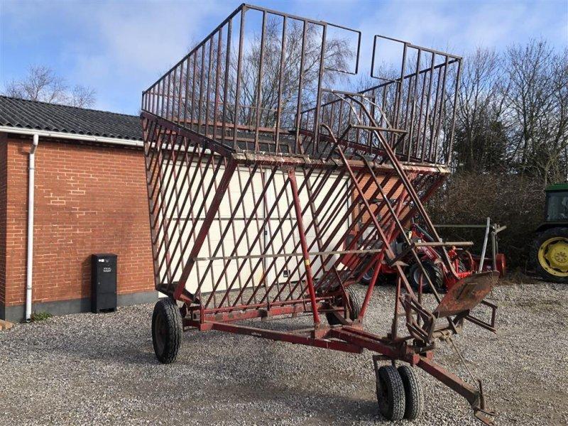 Ballensammelwagen des Typs Omme Omme ballevogn, Gebrauchtmaschine in Nørager (Bild 1)