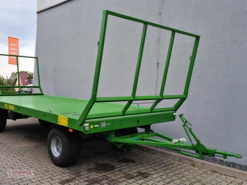 Ballensammelwagen типа PRONAR T 022 M Auflaufbrems, Neumaschine в Groß-Umstadt (Фотография 1)