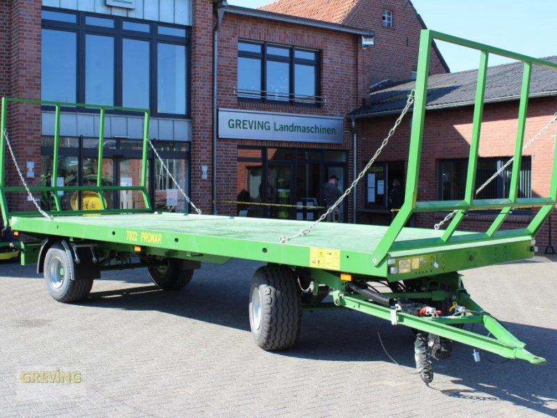 Ballensammelwagen типа PRONAR T 022, Neumaschine в Ahaus (Фотография 1)