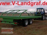 PRONAR T 024 Ballensammelwagen