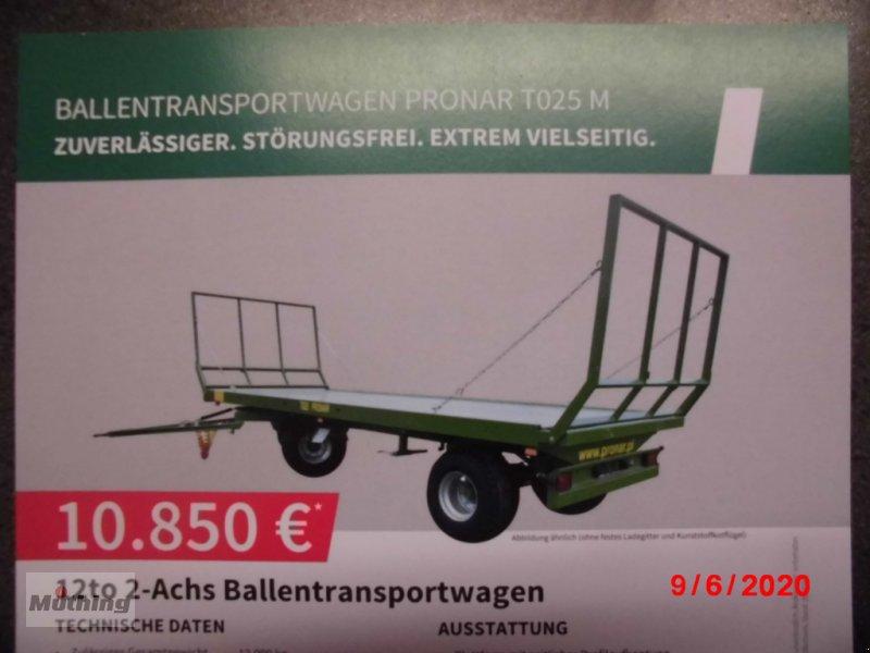 Ballensammelwagen typu PRONAR T 025 M, Neumaschine v Neumarkt (Obrázok 2)
