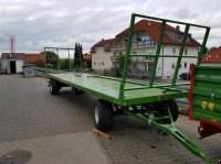 PRONAR T 027 M vehicul colectare baloti