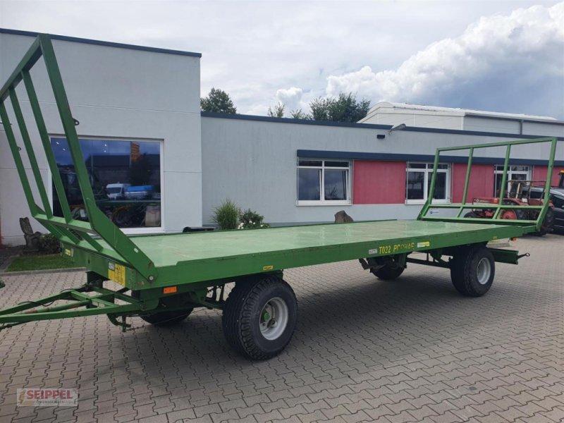 Ballensammelwagen типа PRONAR T022 M, Gebrauchtmaschine в Groß-Umstadt (Фотография 1)