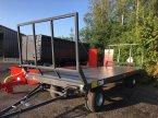 Ballensammelwagen des Typs PRONAR T022 in Dalmose