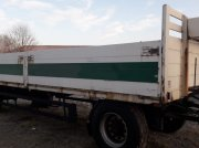 Ballensammelwagen tip Schwarzmüller LKW Anhänger, Gebrauchtmaschine in Hüfingen
