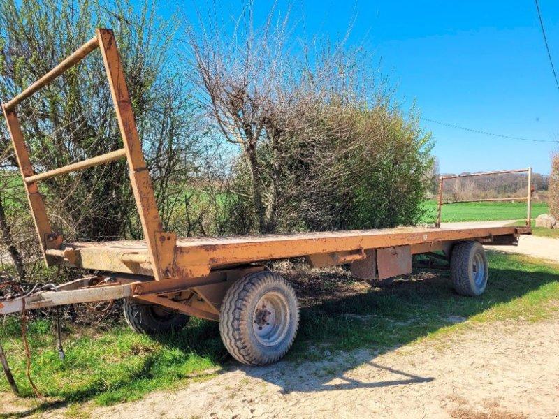 Ballensammelwagen типа Sonstige 10 METRES, Gebrauchtmaschine в Savigny sur Braye (Фотография 1)
