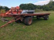 Ballensammelwagen des Typs Sonstige 8 m anhænger, Gebrauchtmaschine in Humble