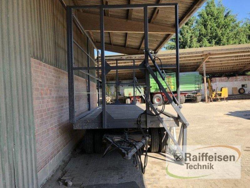 Ballensammelwagen typu Sonstige Ballentransportanhänger, Gebrauchtmaschine v Elmenhorst-Lanken (Obrázok 4)