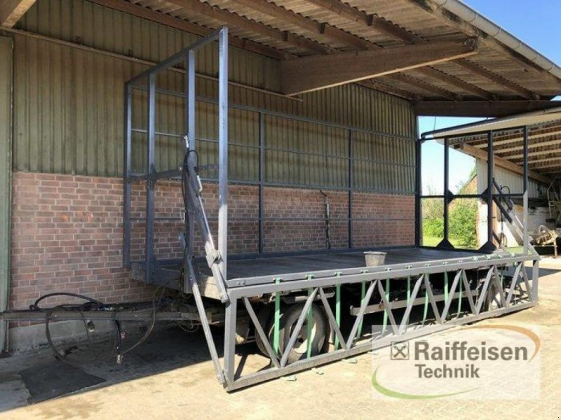 Ballensammelwagen typu Sonstige Ballentransportanhänger, Gebrauchtmaschine v Elmenhorst-Lanken (Obrázok 1)