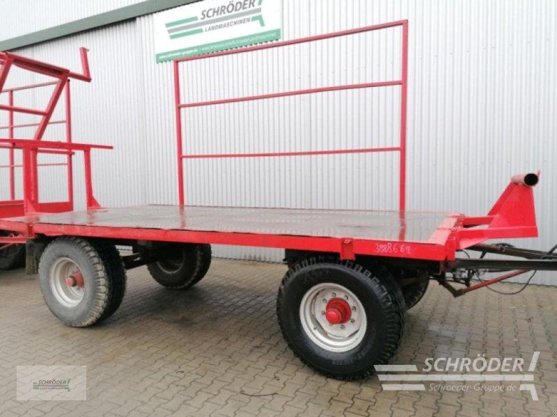 Ballensammelwagen des Typs Sonstige Ballentransportwagen, Gebrauchtmaschine in Wildeshausen (Bild 1)