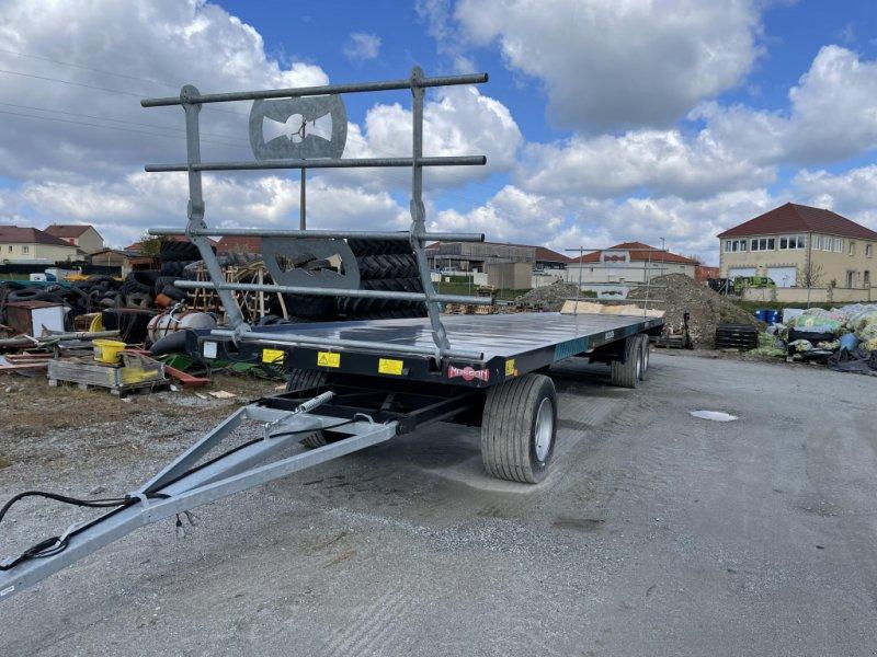 Ballensammelwagen типа Sonstige GR20-12, Gebrauchtmaschine в Gueret (Фотография 1)
