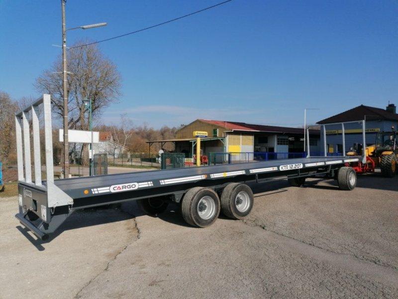 Ballensammelwagen типа Sonstige KTR 12.20T, Gebrauchtmaschine в Chauvoncourt (Фотография 1)