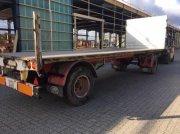 Sonstige Lastbilhænger, 8 meter. Ballensammelwagen