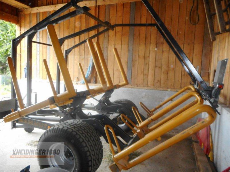 Ballensammelwagen des Typs Sonstige Mammut, Gebrauchtmaschine in Altenfelden (Bild 1)