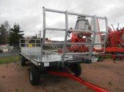 Ballensammelwagen des Typs Sonstige P 808, Gebrauchtmaschine in ENNEZAT