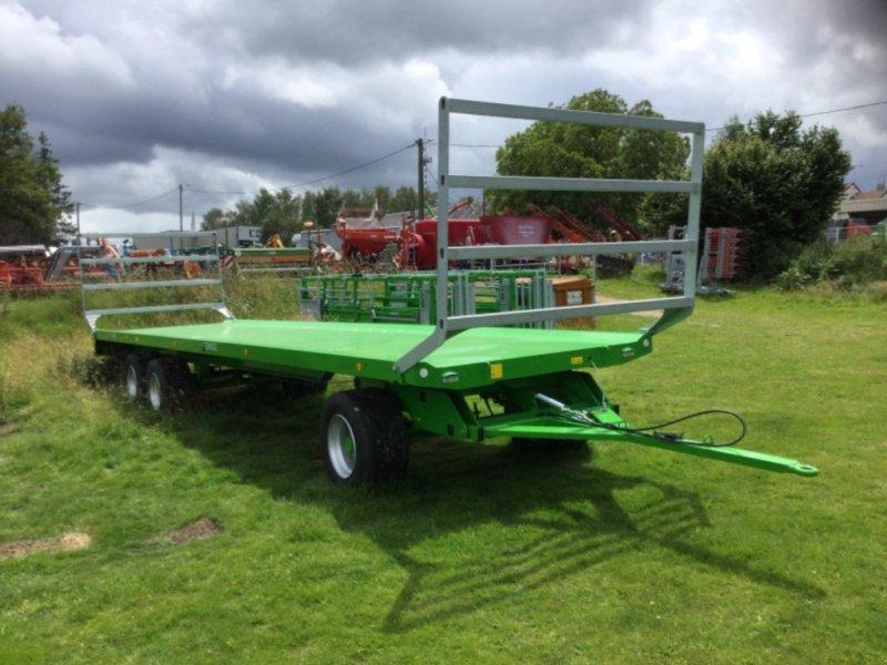 Ballensammelwagen typu Sonstige Plateau fourrager RPX1023 Ponge, Gebrauchtmaschine v LA SOUTERRAINE (Obrázok 2)