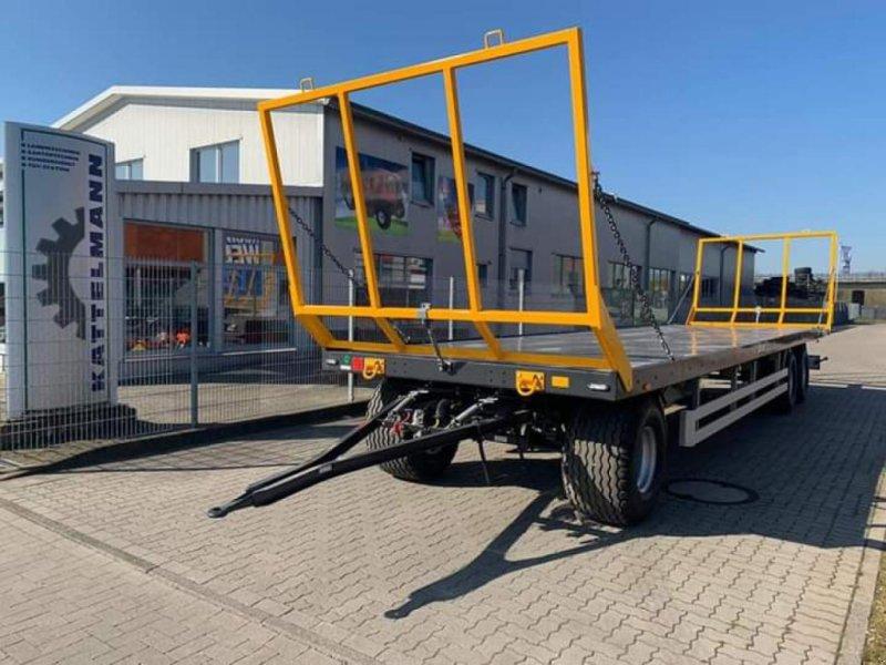 Ballensammelwagen des Typs Sonstige Sonstige Wielton PRS-3S/S14, Gebrauchtmaschine in Stuhr (Bild 1)