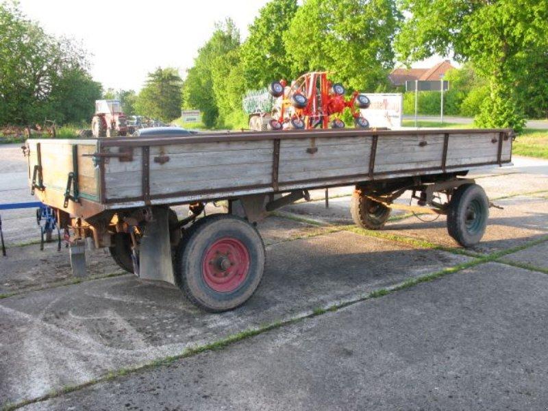 Ballensammelwagen des Typs Sonstige Zweiachs, Gebrauchtmaschine in Nieheim Kreis Höxter (Bild 1)