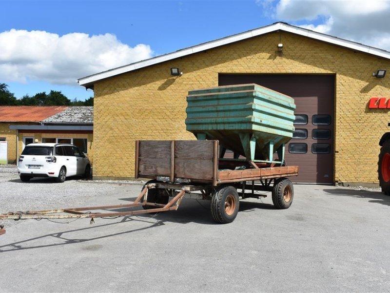 Ballensammelwagen des Typs Universal Sonstiges, Gebrauchtmaschine in Grindsted (Bild 1)