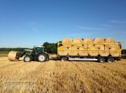 WIELTON PRS 3S/S14 Bale collecting wagon