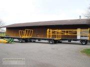 Ballensammelwagen des Typs WIELTON PRS 3S/S14, Neumaschine in Langensendelbach