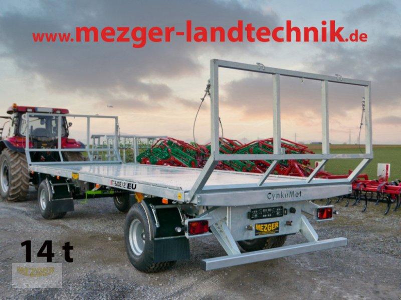 Ballentransportwagen типа CYNKOMET 14 t; 9,27 m lang; Ballenwagen, Neumaschine в Ditzingen (Фотография 1)