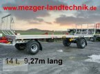 Ballentransportwagen des Typs CYNKOMET 14t;  9,27 m lang; Ballenwagen; in Ditzingen