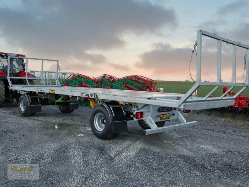 Ballentransportwagen типа CYNKOMET 14t;  9,27 m lang; Ballenwagen;, Neumaschine в Ditzingen (Фотография 3)