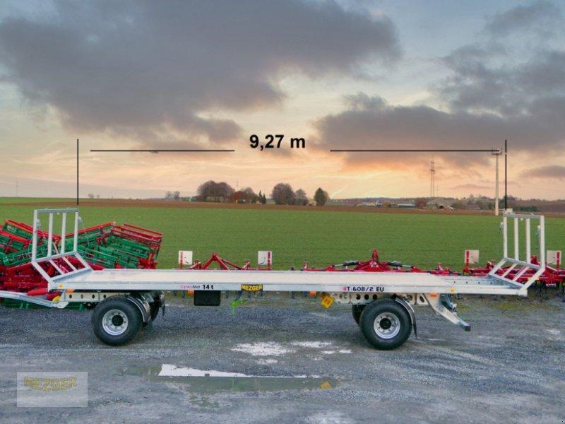 Ballentransportwagen типа CYNKOMET 14t;  9,27 m lang; Ballenwagen;, Neumaschine в Ditzingen (Фотография 4)