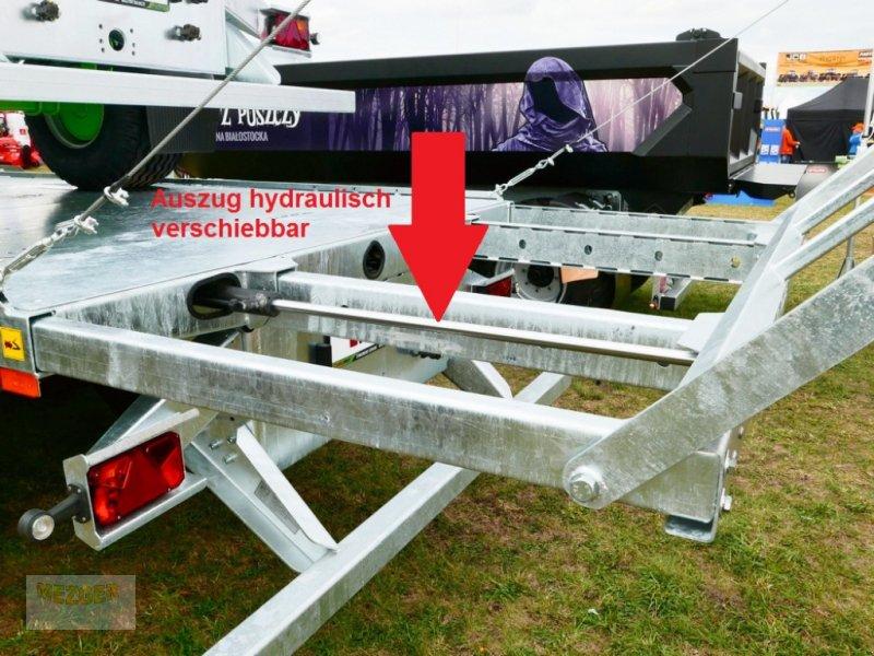 Ballentransportwagen типа CYNKOMET 14t;  9,27 m lang; Ballenwagen;, Neumaschine в Ditzingen (Фотография 6)