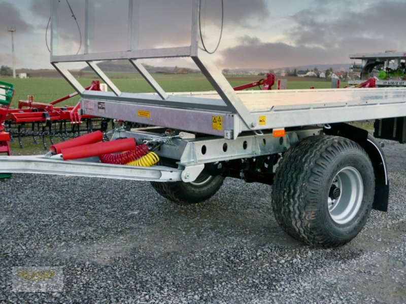 Ballentransportwagen типа CYNKOMET 14t;  9,27 m lang; Ballenwagen;, Neumaschine в Ditzingen (Фотография 8)