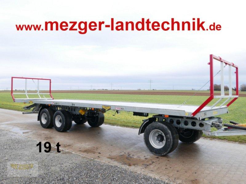 Ballentransportwagen des Typs CYNKOMET 19 t Ballenwagen, Neumaschine in Ditzingen (Bild 1)