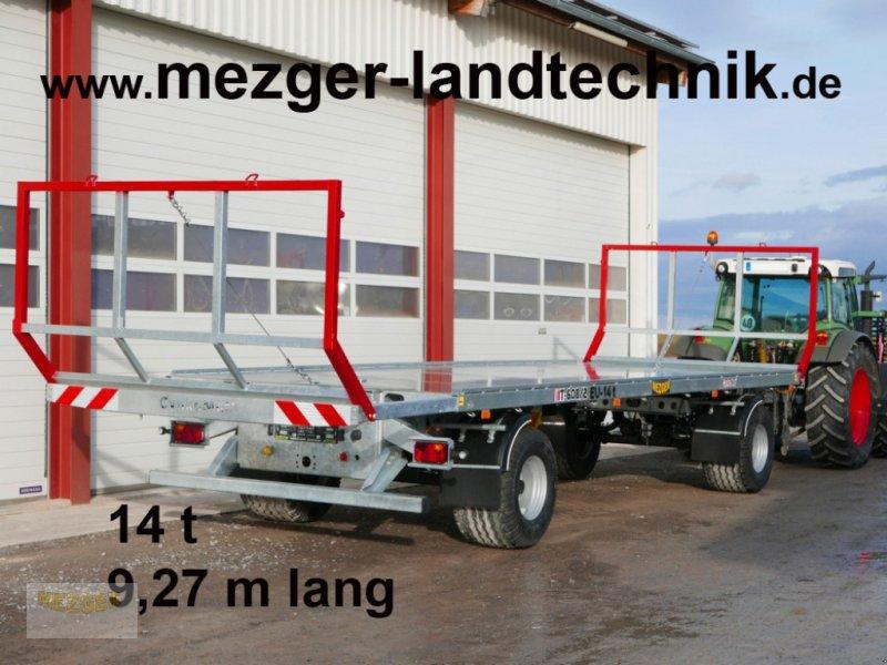 Ballentransportwagen des Typs CYNKOMET Ballenwagen 14 t (T608/2 EU) 9,27 m, Neumaschine in Ditzingen (Bild 2)