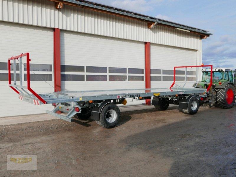 Ballentransportwagen des Typs CYNKOMET Ballenwagen 14 t (T608/2 EU) 9,27 m, Neumaschine in Ditzingen (Bild 3)