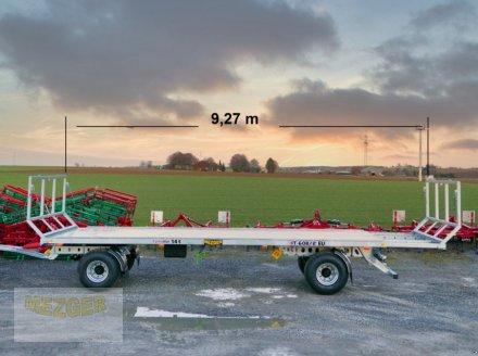 Ballentransportwagen des Typs CYNKOMET Ballenwagen 14 t (T608/2 EU) 9,27 m, Neumaschine in Ditzingen (Bild 4)