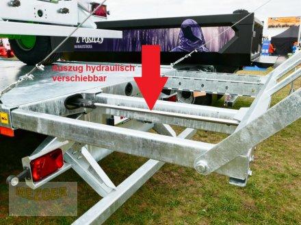 Ballentransportwagen des Typs CYNKOMET Ballenwagen 14 t (T608/2 EU) 9,27 m, Neumaschine in Ditzingen (Bild 5)