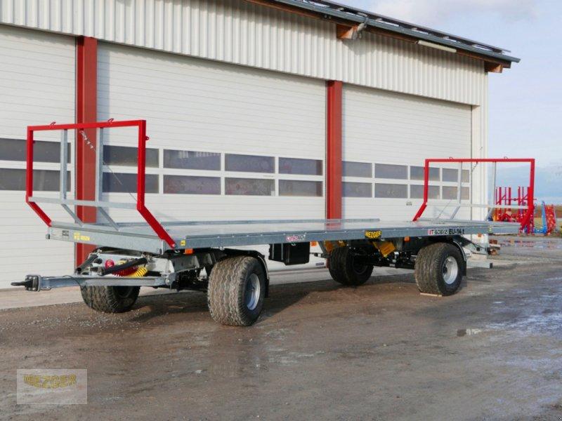 Ballentransportwagen des Typs CYNKOMET Ballenwagen 14 t (T608/2 EU) 9,27 m, Neumaschine in Ditzingen (Bild 6)