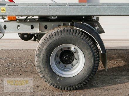 Ballentransportwagen des Typs CYNKOMET Ballenwagen 14 t (T608/2 EU) 9,27 m, Neumaschine in Ditzingen (Bild 15)