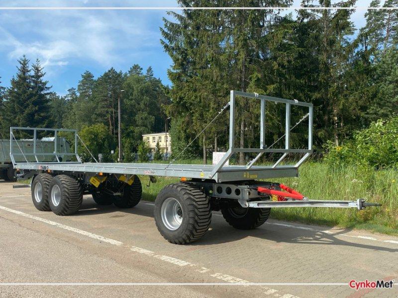 Ballentransportwagen типа CYNKOMET Ballenwagen T-608/3, Neumaschine в Siekierczyn (Фотография 1)