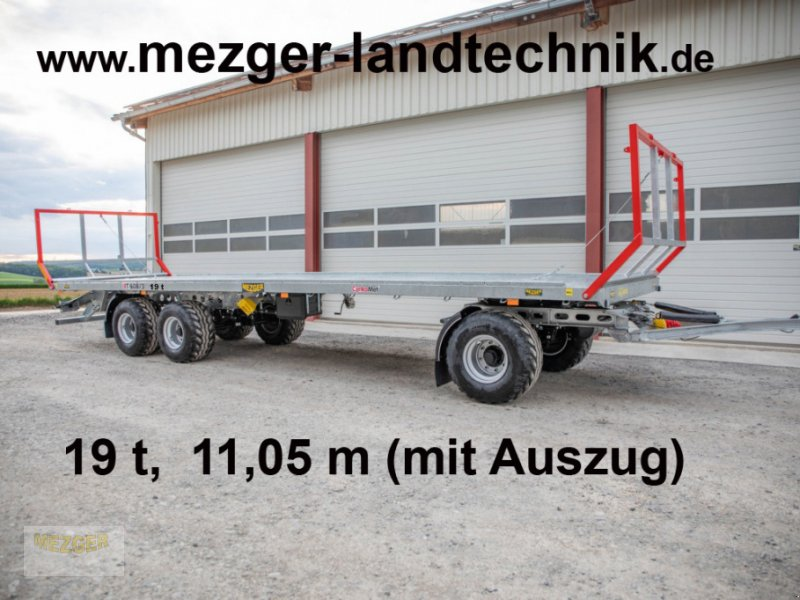Ballentransportwagen типа CYNKOMET CYNKOMET 19 t Ballenwagen, Neumaschine в Ditzingen (Фотография 1)