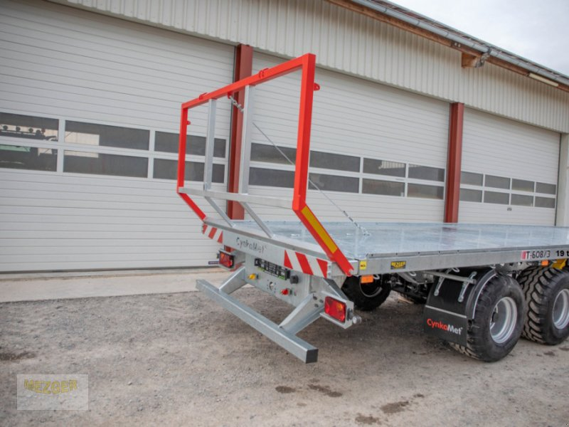 Ballentransportwagen des Typs CYNKOMET CYNKOMET 19 t Ballenwagen, Neumaschine in Ditzingen (Bild 4)
