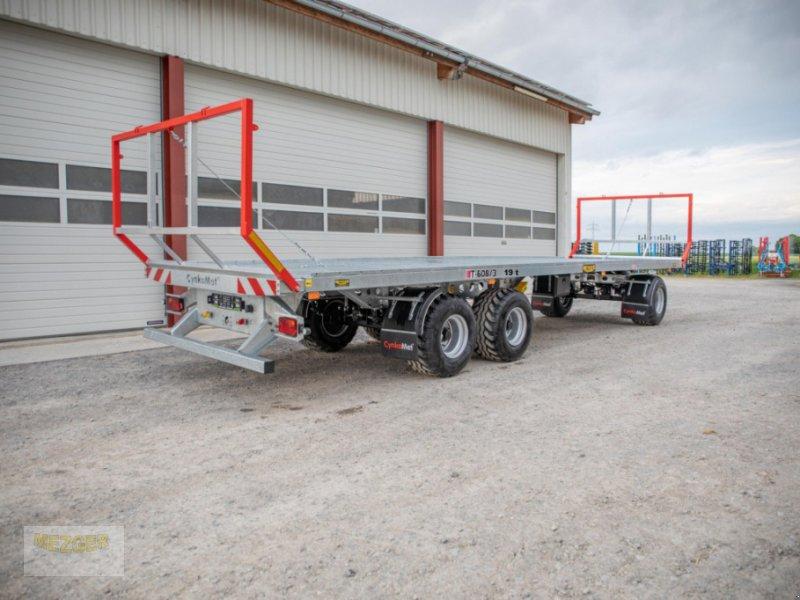 Ballentransportwagen des Typs CYNKOMET CYNKOMET 19 t (T608-3) Ballenwagen, Ballentransportwagen, Neumaschine in Ditzingen (Bild 4)