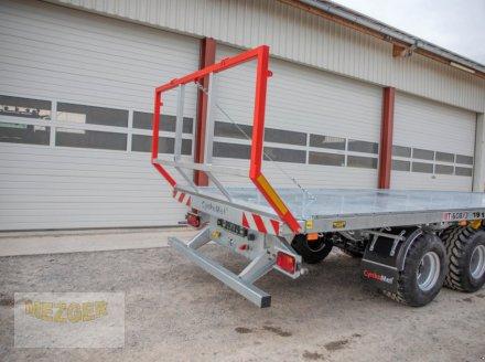 Ballentransportwagen des Typs CYNKOMET CYNKOMET 19 t (T608-3) Ballenwagen, Ballentransportwagen, Neumaschine in Ditzingen (Bild 5)
