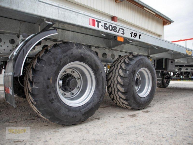 Ballentransportwagen des Typs CYNKOMET CYNKOMET 19 t (T608-3) Ballenwagen, Ballentransportwagen, Neumaschine in Ditzingen (Bild 7)