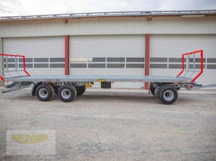 Ballentransportwagen des Typs CYNKOMET CYNKOMET 19 t (T608-3) Ballenwagen, Ballentransportwagen, Neumaschine in Ditzingen (Bild 1)