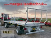 Ballentransportwagen des Typs CYNKOMET CYNKOMET T-608/2 EU 14 t Ballenwagen (Am Lager), Neumaschine in Ditzingen