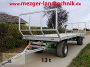 Ballentransportwagen a típus CYNKOMET T-608/2 13t Ballenwagen, Neumaschine ekkor: Ditzingen