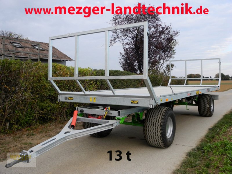 Ballentransportwagen des Typs CYNKOMET T-608/2 13t Ballenwagen, Neumaschine in Ditzingen (Bild 1)