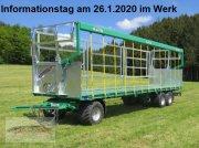 Ballentransportwagen tipa Demmler DTL-L 210 u Wertingen-Geratshofen